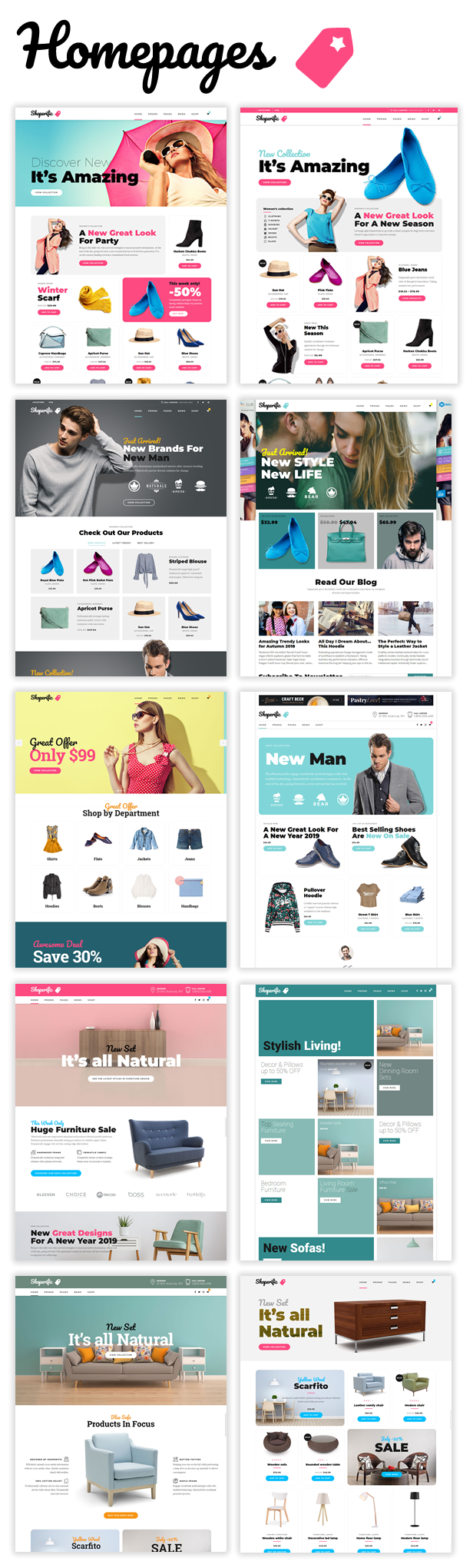 Shoperific - Theme for Small Shops - 2